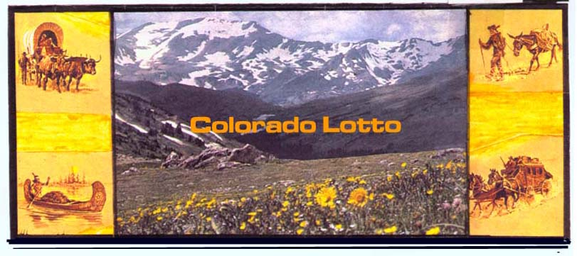 Win the Colorado lottery with the Lotto-Tec system