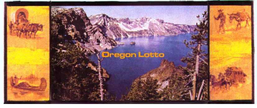 Win the Oregon Lottery with   the Lotto-Tec system